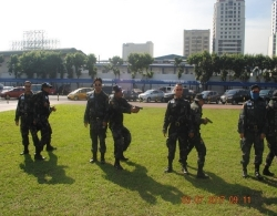 PINSP REDENTOR MARQUESES of HRDDS Conducted Practical Exercise